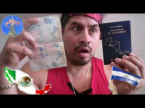 México  Pide VISA  A Todo Extranjero