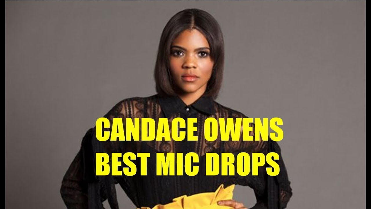 Best Candace Owens Mic Drops