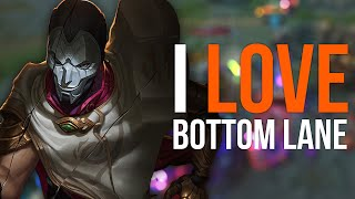 Imaqtpie - I LOVE BOTTOM LANE ft.Dyrus, IWDominate