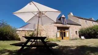 Gîte de Ker Huon avec piscine privée, chauffée et couverte - Côtes d'Armor - bretagne