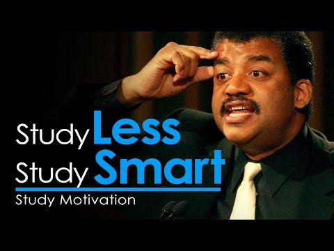 Study LESS Study SMART – Motivational Video on How to Study EFFECTIVELY
