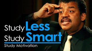Study LESS Study SMART  Motivational Video on How to Study EFFECTIVELY