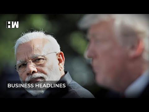 Business Headlines l After China, Donald Trump targets India !