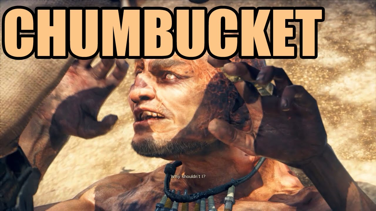 mad max game meeting chumbucket youtube. Black Bedroom Furniture Sets. Home Design Ideas