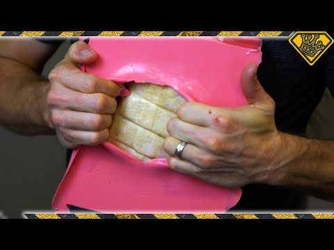 Thumbnail: The Reveal: Homemade Silicone Chicken Mold