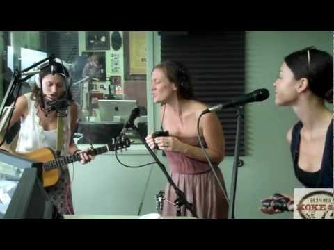 The Trishas - Mother Of Invention Live on KOKE-FM
