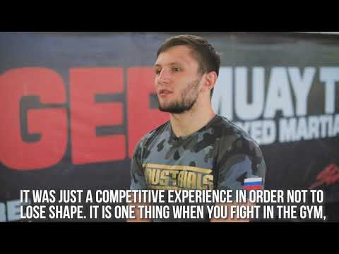 """Maxim Butorin: """"The championship fight against Bikrev is the most important in my career"""""""