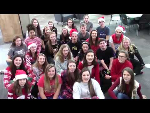 NAHS 2017 2018 Teacher Cadet Christmas Video