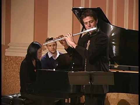 Sonata for Flute and Piano in E minor