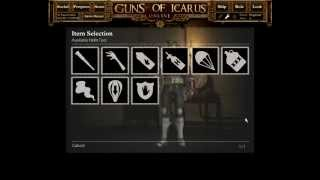 Guns Of Icarus Online [Гайд по инженеру ч.1]