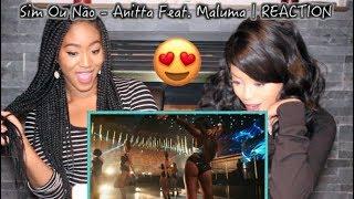 Baixar Anitta - Sim Ou Não Feat. Maluma   REACTION