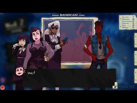 Monster Prom Game 1 Part 6: Failure to launch |