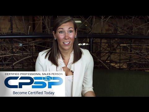 NASP Sales Certification Training