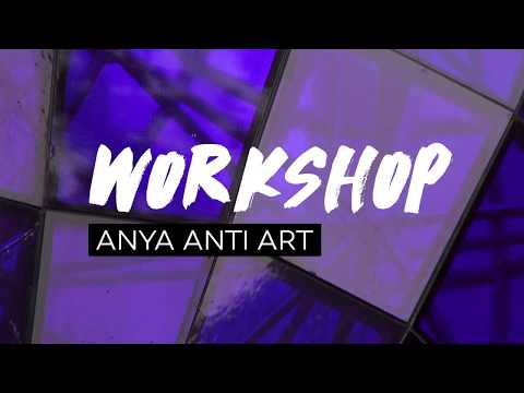 Anya Anti Art Workshop in Nederland   Art Photo Projects & Cafe Obscura