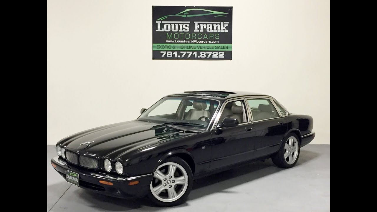 1998 Jaguar Xjr Supercharged Walk Around Presentation At Louis Frank Motorcars Llc In Hd You