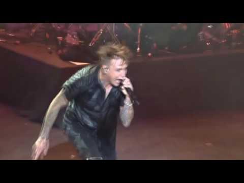 Papa Roach Song 2 Live Blur cover