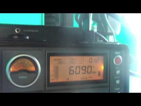 6090 kHz FRCNK ,  Radio Nigeria Kaduna , Kaduna , Nigeria