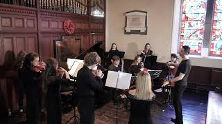 Leeson Park School of Music - Melos Ensemble - Reise