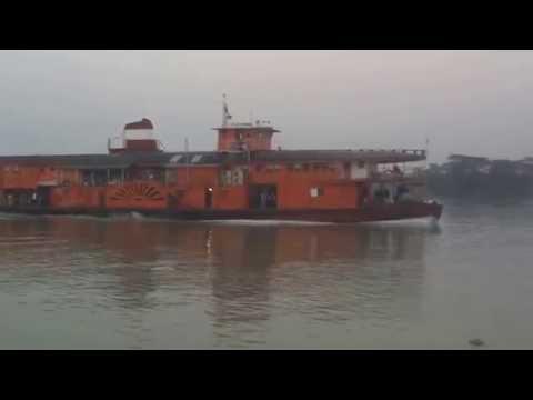Barisal to dhaka Steamer Ship