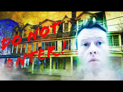The very Haunted Shanley Hotel. A vlog and paranormal investigation.#haunted #paranormal #ghosts
