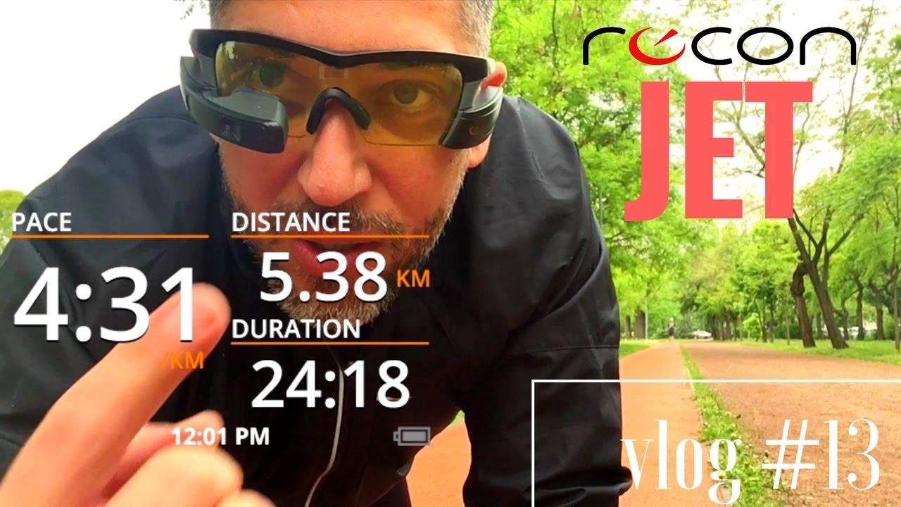 Recon JET okos szemüveg sportoláshoz  VLOG 13 - YouTube 56add24da5