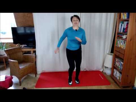 Bauch, Beine, Po komplette Trainingseinheit Woche 1