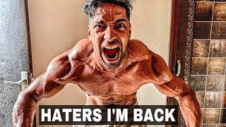 HATERS ? - BODYBUILDING MOTIVATION | Rohit Khatri Fitness