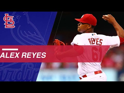 Top Prospects: Alex Reyes, RHP, Cardinals