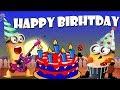 DJ Happy Birthday to you Remix ♫♫♫ Birthday Song For Kids