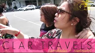 CLAR TRAVELS: Saigon Shopping Spree! - April 24,