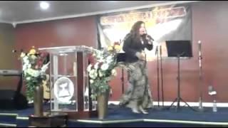 PROFETA ANDREA ARMENTA EN / KENTUCKY OWENSBORO/IGLESIA CASA DE DIOS