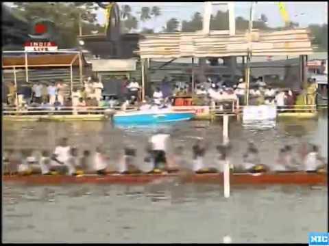 61st Nehru Trophy Boat Race, Alappuzha, Kerala on 10th Aug 2013