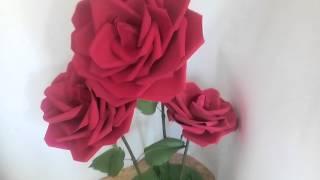 Ростовые цветы от Светланы Копцевой. Обучение 89231884663