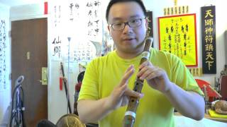 Western Flute vs Chinese Flute (Dizi and Xiao)