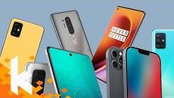 Diese Smartphones erscheinen 2020!