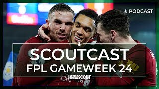 FPL GW24 | SCOUTCAST | Double Gameweek fever| Fantasy Premier League Tips 19/20 #318