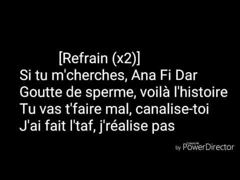 Maître Gims   Ana Fi Dar ( Lyrics )