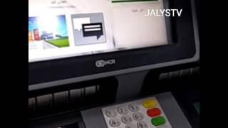 تجديد بطاقة الصراف فورية عبر اجهزة الراجحي Top Clips ...