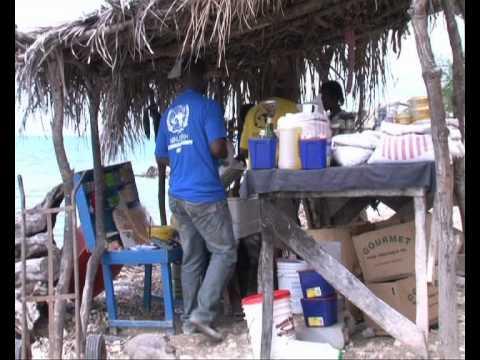MaximsNewsNetwork: HAITI - UN's MINUSTAH TEACHING IMPORTANCE of MARINE ENVIRONMENT
