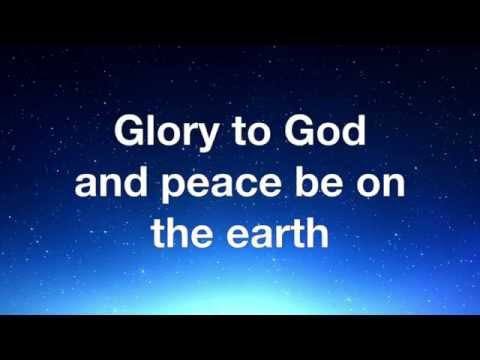 Glory in the Highest Lyric Video - Chris Tomlin (Glory In the Highest: Christmas Songs of Worship)