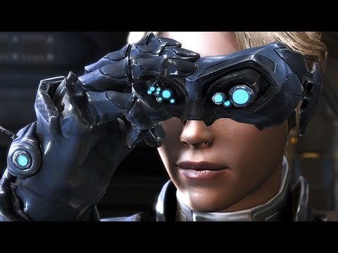 StarCraft 2: Nova Covert Ops All Cutscenes (Mission Pack 3) Missions 7-9 Game Movie 60FPS 1080p HD