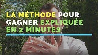 La méthode trading pour gagner expliquée en 2 minutes (Tutoriel Bourse)