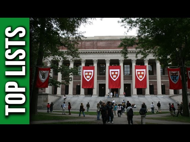 Top 10 Colleges - Top 10 Hardest Colleges To Get Into