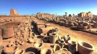 Antigua Tebas con sus necrópolis- Egipto -  Patrimonio de la Humanidad — Unesco