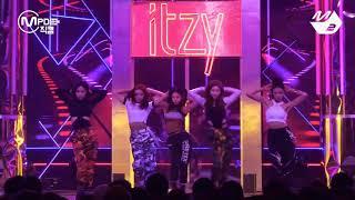 Itzy - Dalla Dalla 'Live Performance' M-COUNTDOWN