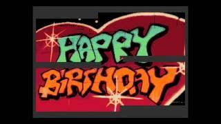 Happy birthday song Violin Djordje Milanovic - Karaoke - Rodjendanska pesma
