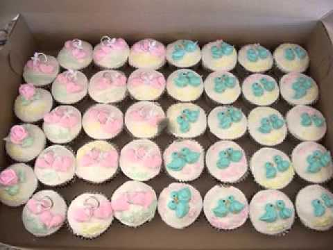 Bridal Shower Cupcakes Ideas