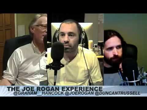 Joe Rogan interview with Graham Hancock