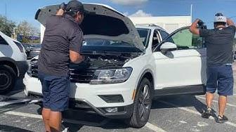 Volkswagen Tiguan Windshield Replacement Process