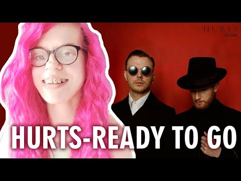 HURTS - READY TO GO (REACTION) | Sisley...